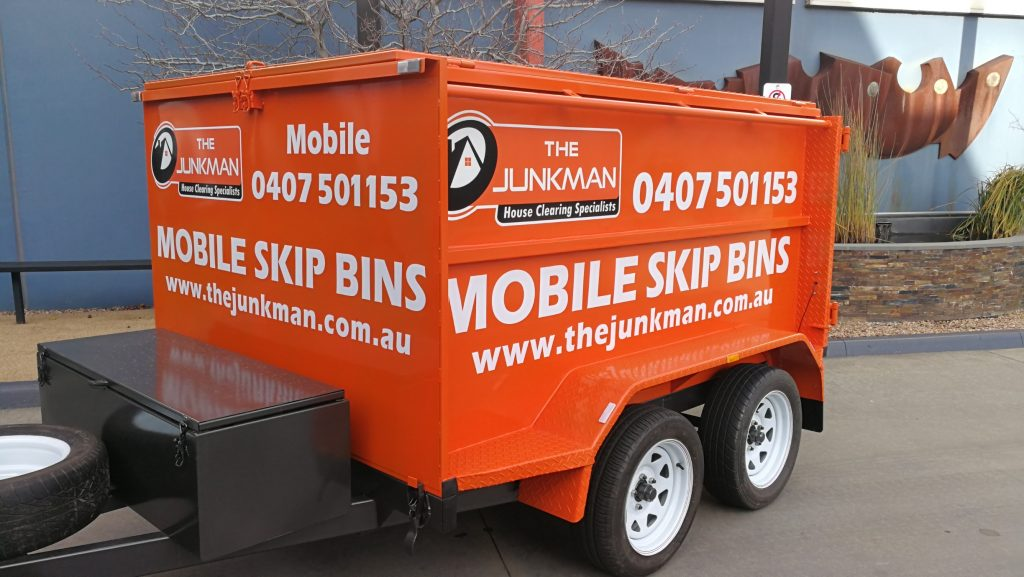 Melbourne Mobile Skip Hire